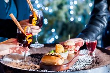 Reserve a table at The Montague  on the Gardens - Beach Bar and Ski Lodge