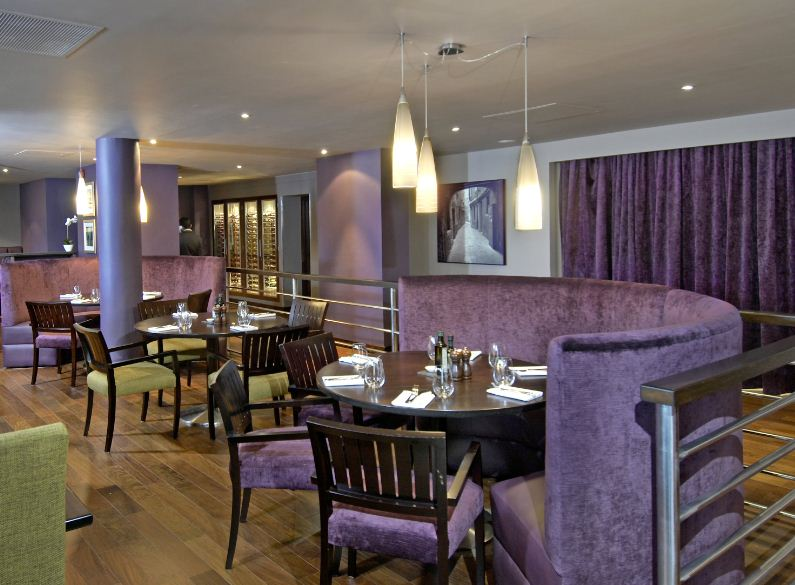 Image of Mediterranean Grill at Hilton Cobham