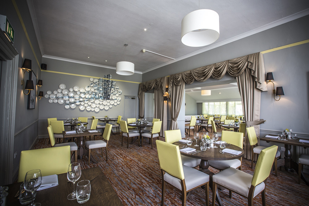 Image of Brasserie at Mercure Bristol North The Grange