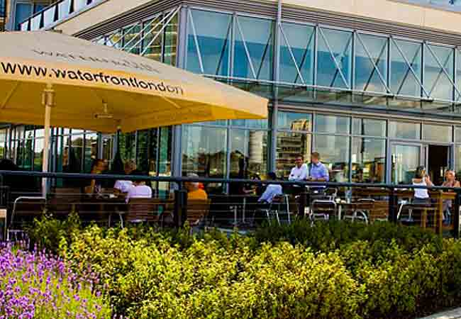 Reserve a table at Waterfront