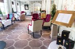 Reserve a table at Emily's Tea Room at Francis Hotel