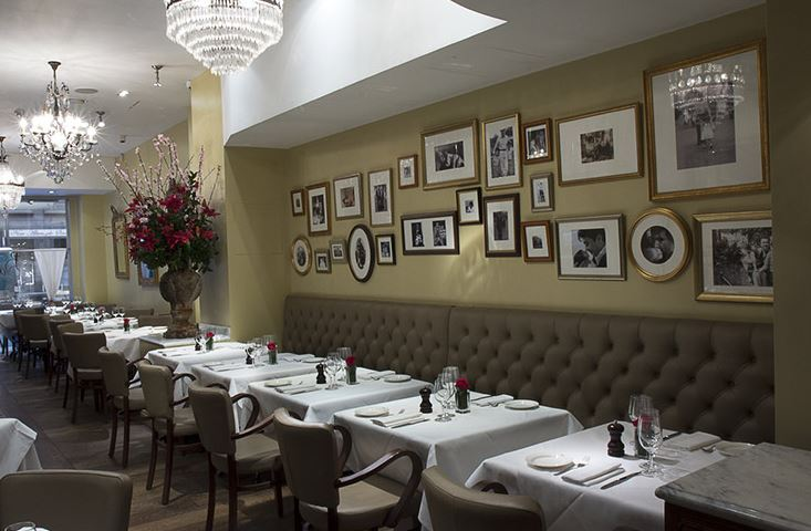 Reserve a table at Babbo Restaurant