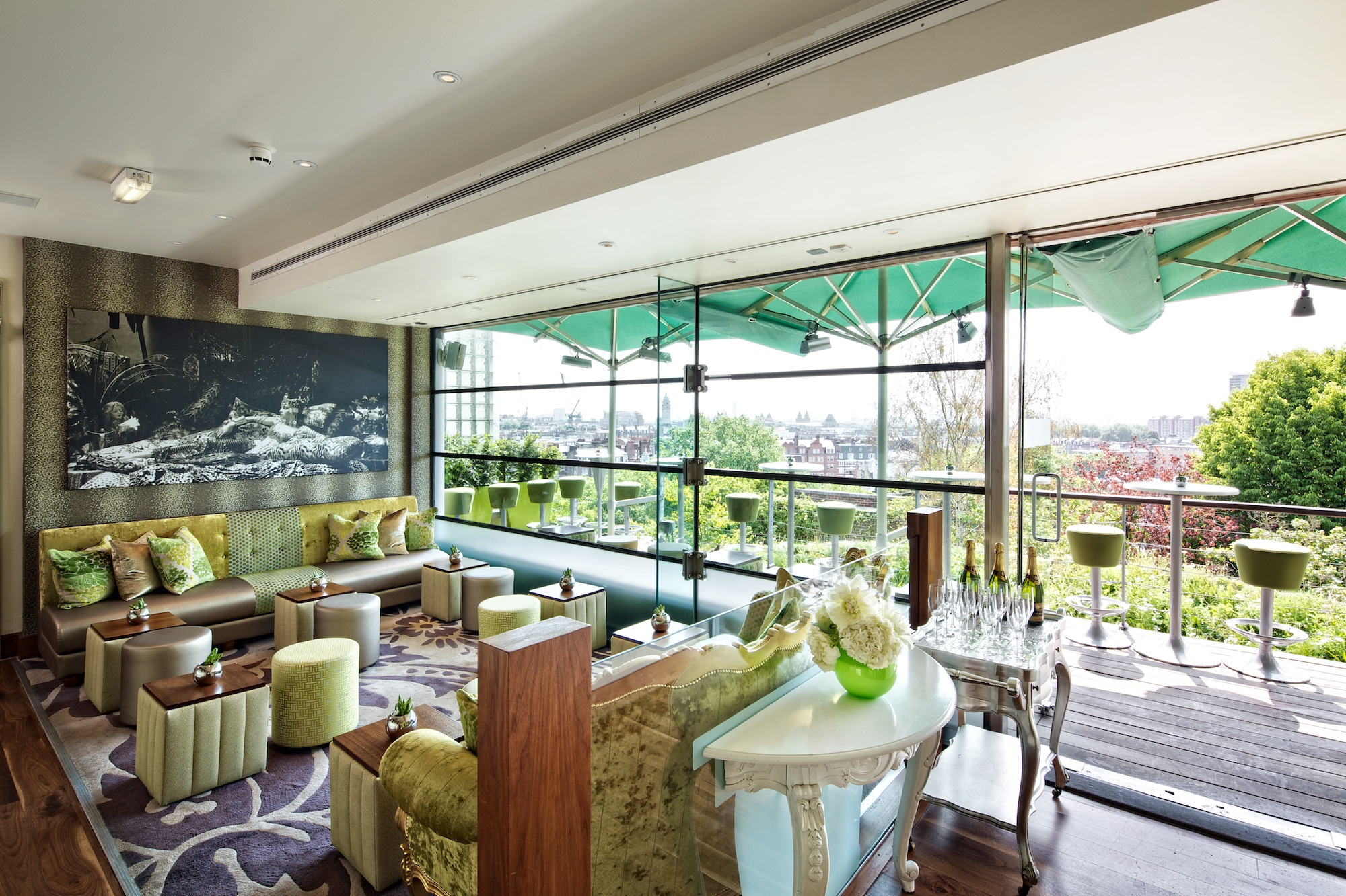 Roof Gardens Pictures babylon at the roof gardens - kensington, london | bookatable