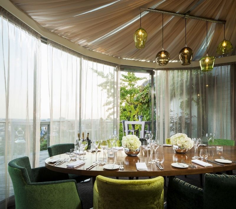 Babylon at The Roof Gardens - London