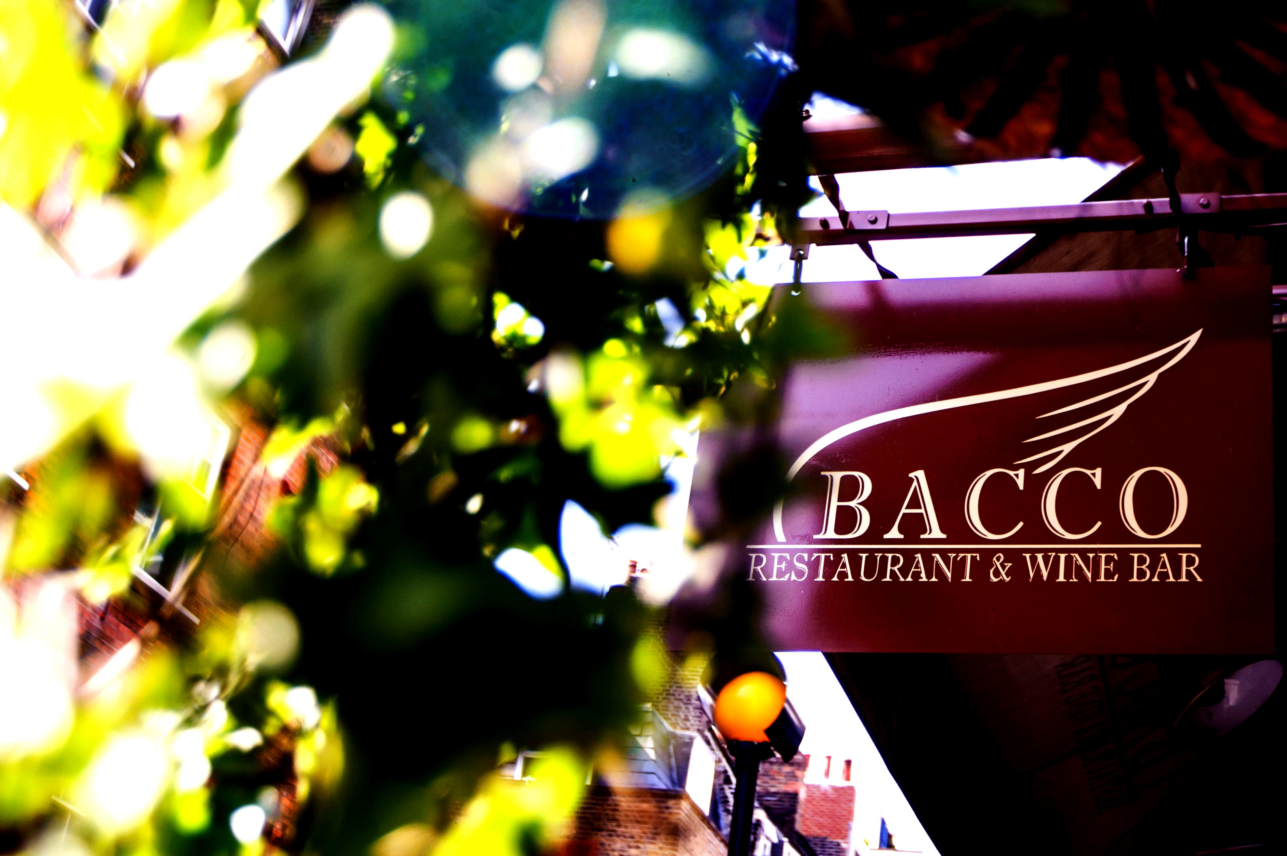 Bacco Restaurant - London