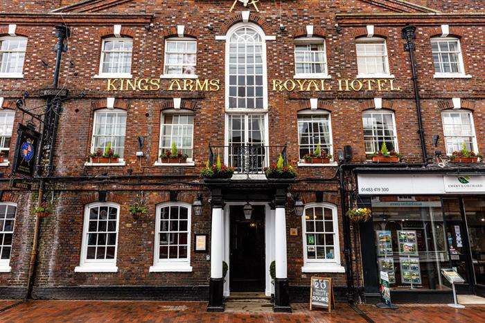 The Kings Arms & Royal Hotel