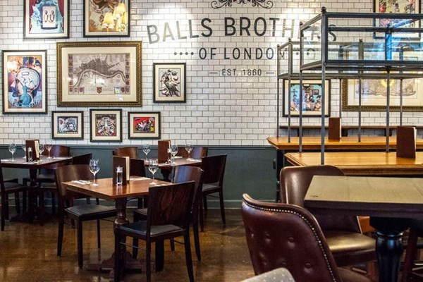 Balls Brothers Bury Court - London