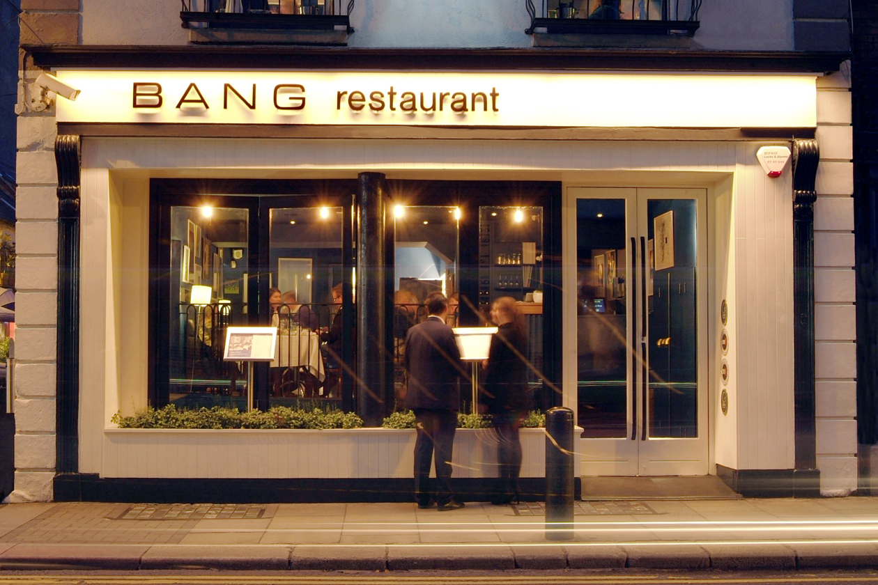 Bang Restaurant - Dublin