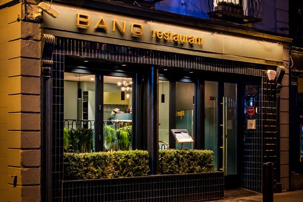 BANG Restaurant & Bar - Dublin
