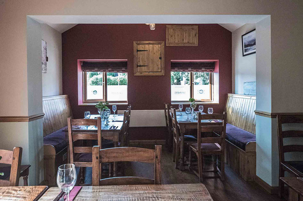 Banners Cafe and Restaurant - Worcestershire
