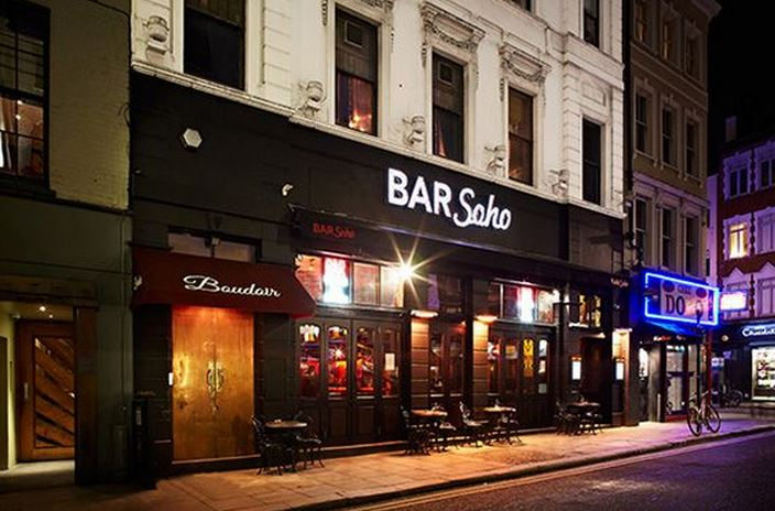Bar Soho - London