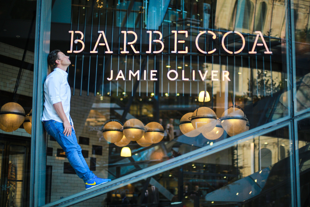Barbecoa - St Paul's - London