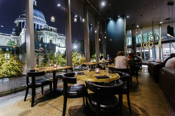Barbecoa – St Paul's, London | Bookatable
