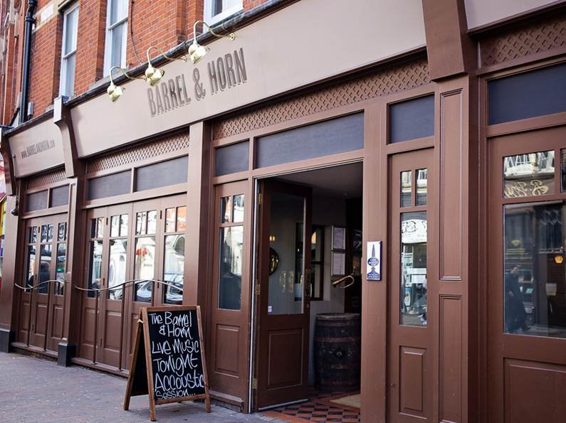 Reserve a table at Barrel & Horn - Bromley