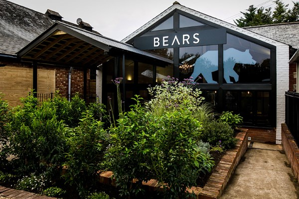 Bears Restaurant at The Packhouse - Surrey