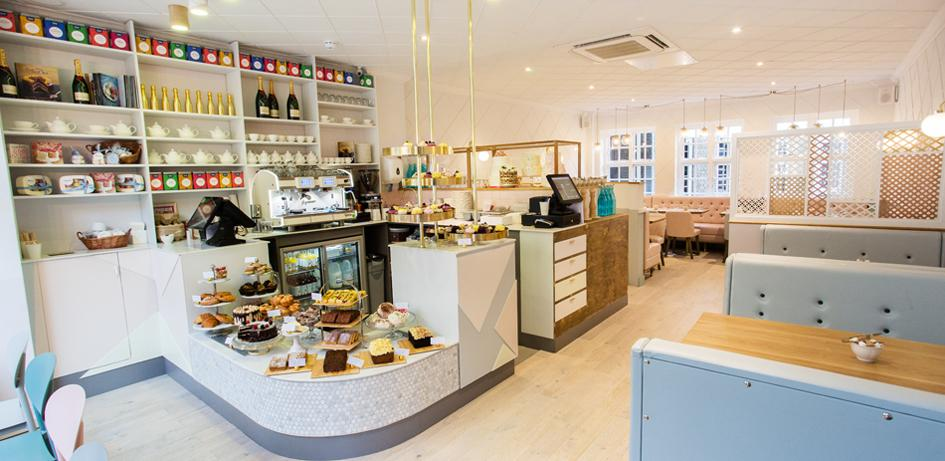 Bea's Cake Boutique - Marylebone - London