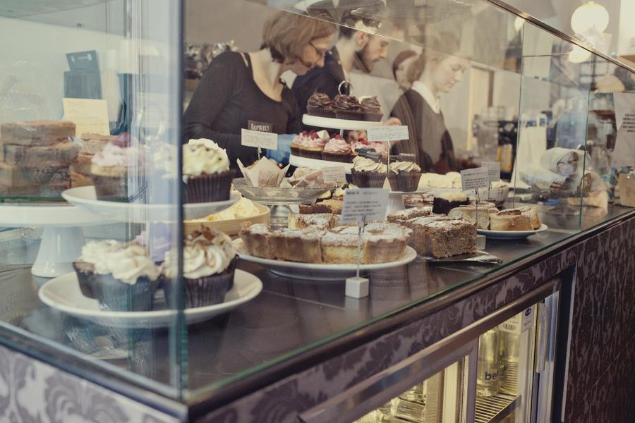 Bea's Cake Boutique - Bloomsbury - London