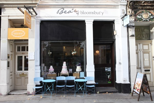 Bea's of Bloomsbury - Bloomsbury - London