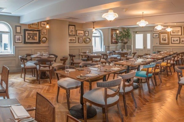 Beaumont Restaurant - Berkshire