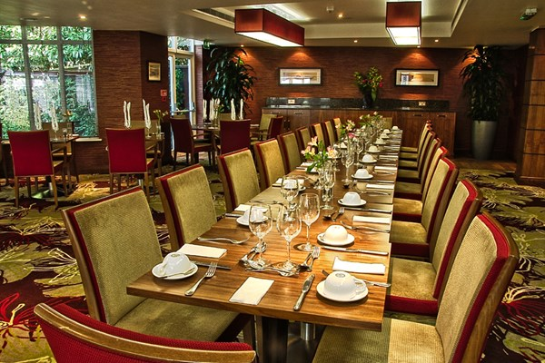 Beeches Restaurant at The Bull Hotel - Buckinghamshire