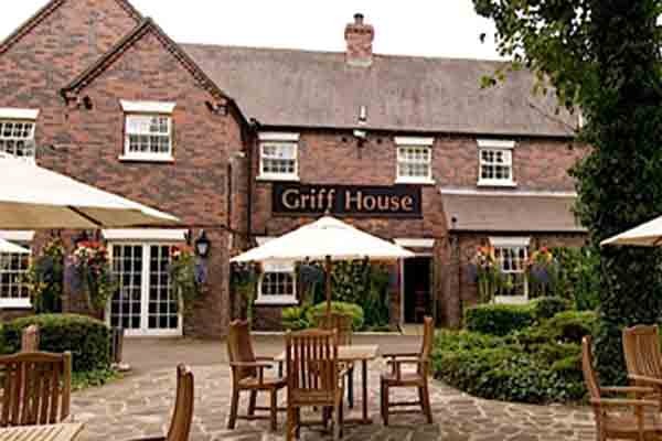 Reserve a table at Beefeater Grill - Griff House
