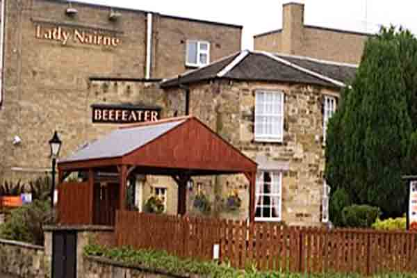 Beefeater - Lady Nairne - Edinburgh - Edinburgh