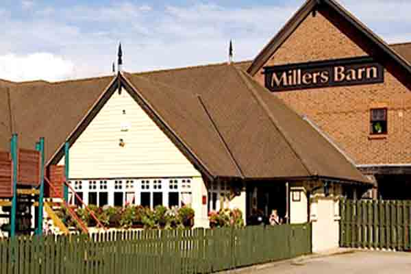 Reserve a table at Beefeater Grill - Millers Barn