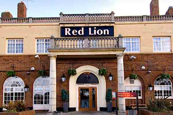 Reserve a table at Beefeater Grill - Red Lion - Blackpool