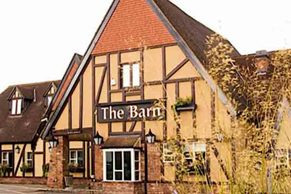 Beefeater Grill - The Barn - Hockley Heath
