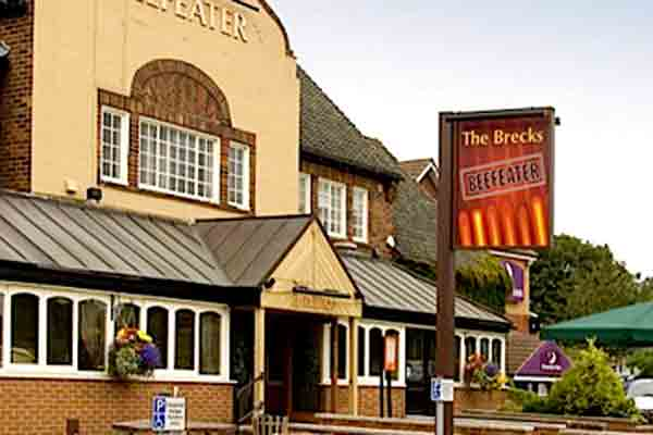 Beefeater - The Brecks - Rotherham - South Yorkshire