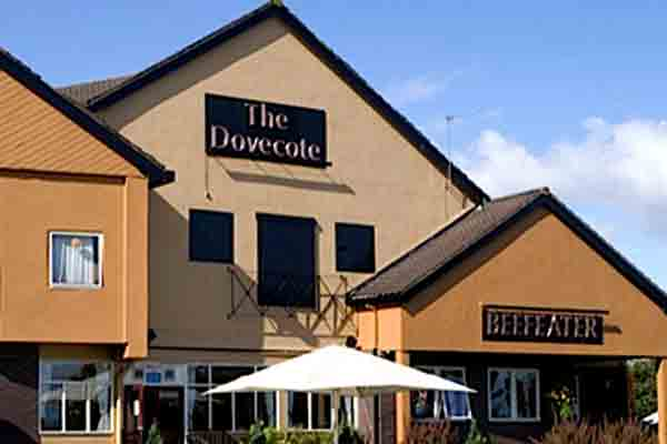 Reserve a table at Beefeater Grill - The Dovecote