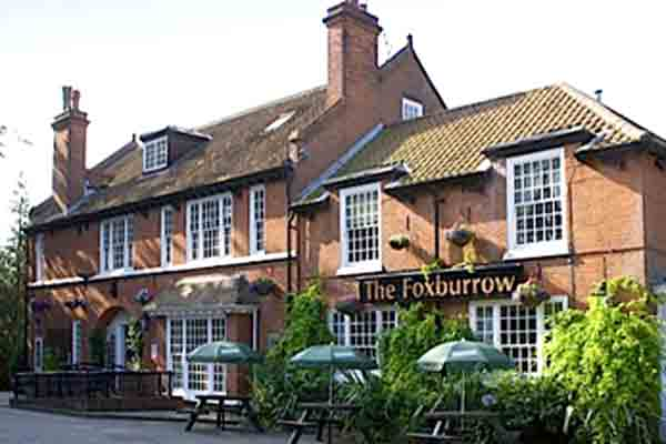 Beefeater Grill - The Foxburrow - Suffolk
