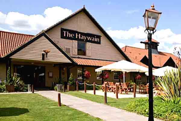 Beefeater Grill - The Haywain - Basildon - Essex