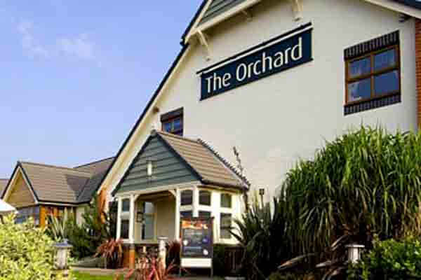 Beefeater - The Orchard - Evesham - Worcestershire