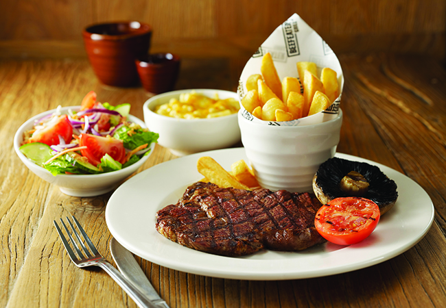 Beefeater Grill - The Warden - Bedfordshire