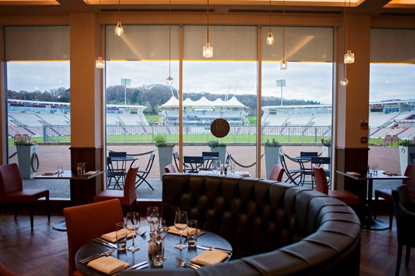 Beefy's by Sir Ian Botham at Hilton at the Ageas Bowl - Southampton