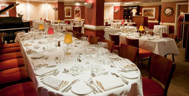 Bel Canto Restaurant - London