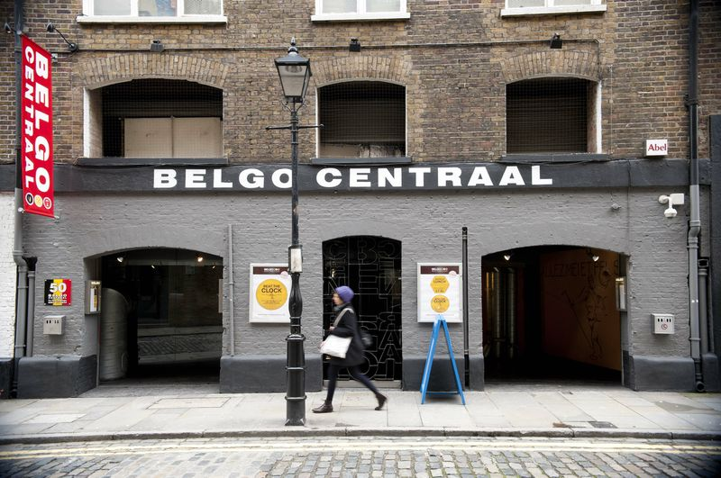 Reserve a table at Belgo Centraal