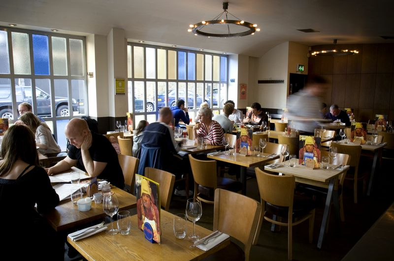 Belgo - Clapham - London