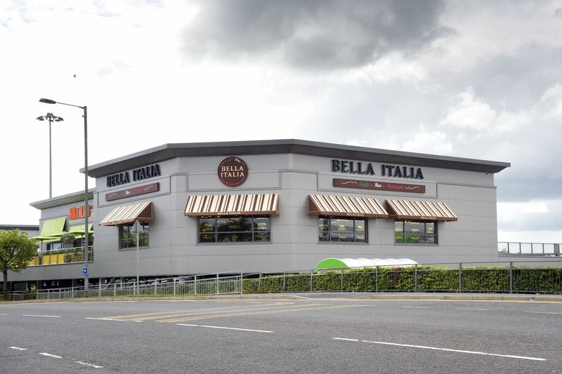 Reserve a table at Bella Italia - Bolton