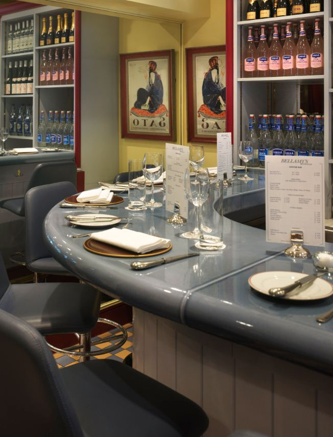 Bellamy's Restaurant - London