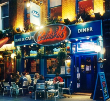 Belushi's - Covent Garden - London