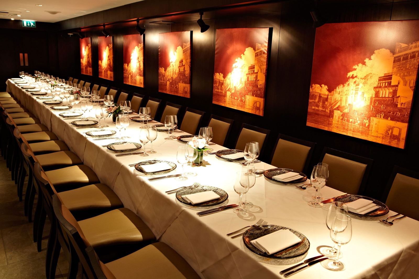 Reserve a table at Benares