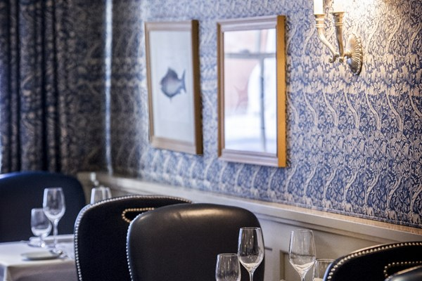 Bentley's Oyster Bar and Grill - London