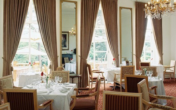 Berry's Restaurant & Bar at Taplow House Hotel - Buckinghamshire