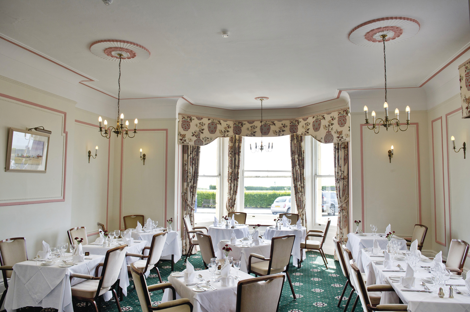 BW Lansdowne Hotel, The Devonshire Restaurant, Eastbourne - East Sussex