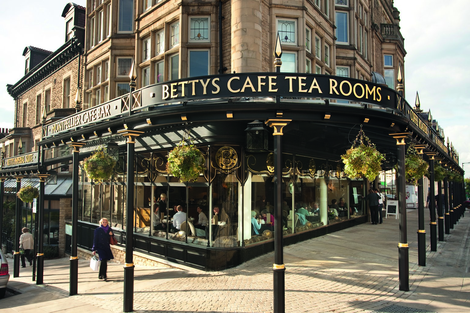 Bettys Harrogate - North Yorkshire