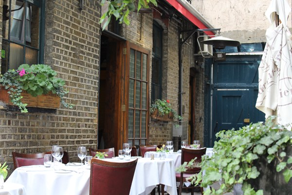 Bleeding Heart Restaurant - London