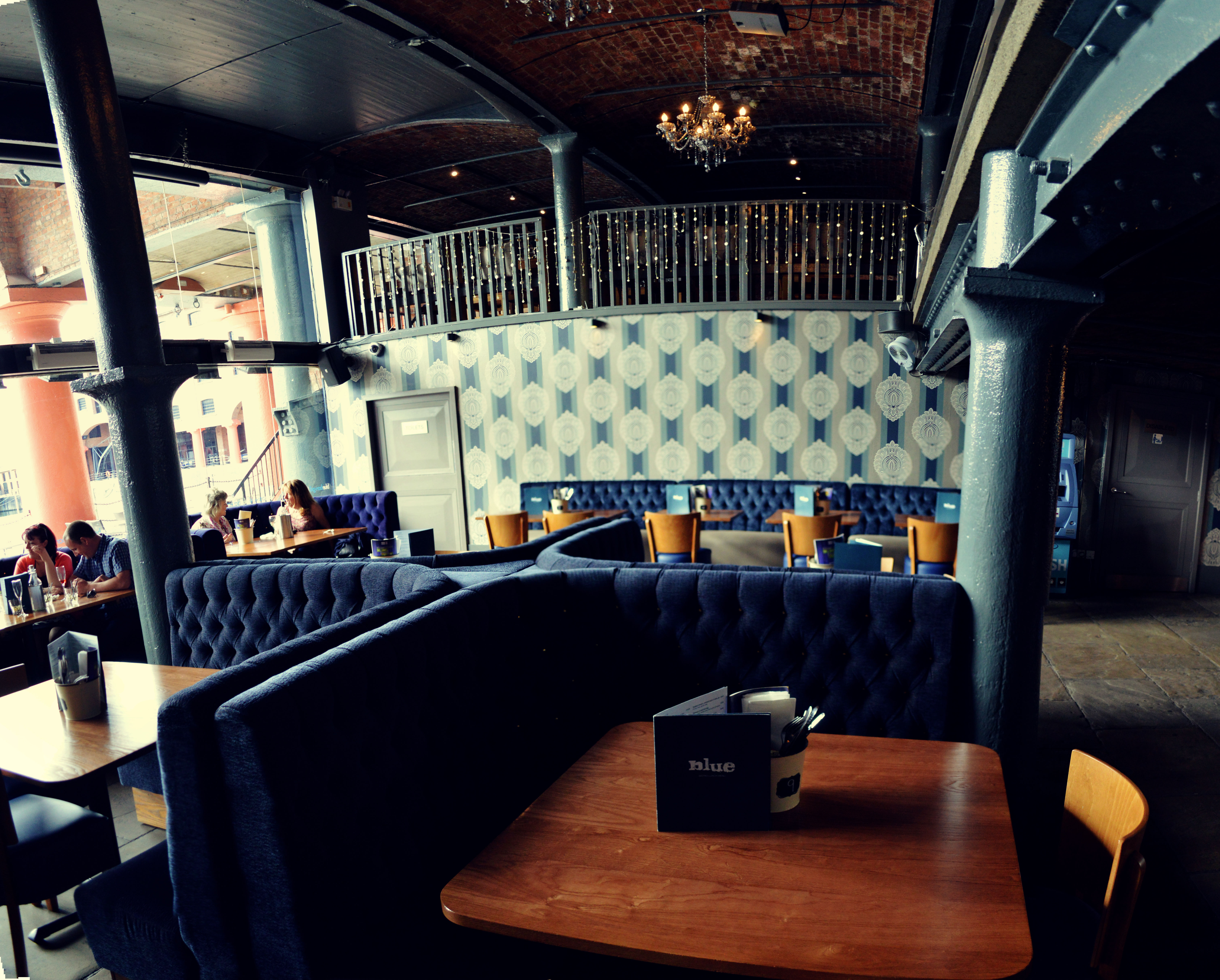 Blue Bar and Grill - Liverpool