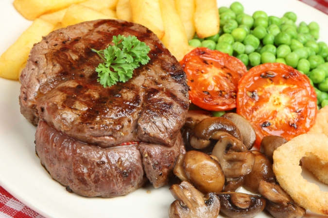 Blue Steak - Worcestershire
